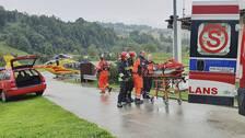 Flera personer har omkommit i ett blixtrande oväder i Tatrabergen.