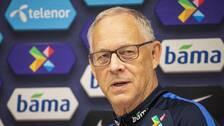 Norges förbundskapten Lars Lagerbäck.