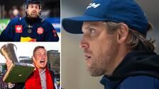 Jonas Andersson tror att Frölunda tar ett nytt SM-guld, och att Patrik Berglund kan floppa.