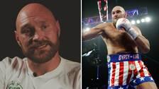 Boxaren Tyson Fury är obesegrad efter 29 matcher.