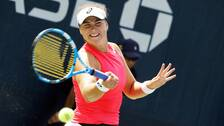 Rebecca Peterson tog i morse sin första WTA-titel när hon vann i Kina.