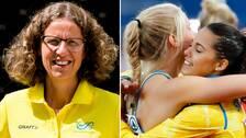 Karin Torneklint har spikat den svenska truppen till VM i Doha.