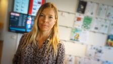 Jenina Dahlberg, på Sveriges Konsumenter