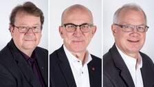 Regionråden Pierre Edström (L), Anders Henriksson (S) och Christer Jonsson (C) går ut i en gemensam debattartikel med besked om att en skattehöjning är att vänta.