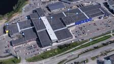 Attacken ägde rum i köpcentret Herman i finska Kuopio.
