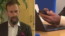 Luleås före detta kommundirektör Mikael Lekfalk.