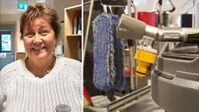 Arbetsledare Marie Balderud