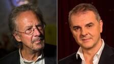 Valet av Peter Handke som Nobelpristagare i litteratur upprör bland andra Jasenko Selimovic (L).