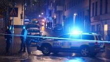 Tre explosioner i Stockholmsområdet inatt