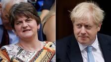 Boris Johnson har stött på ytterligare problem i kampen om brexit. Hans eventuella avtal med EU ser inte ut att uppskattas av regeringens stödparti, DUP. Det meddelar DUP:s partiledare Arlene Foster.