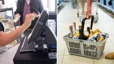 Moderaterna vill ha alkholförsäljning i vanliga matbutiker.