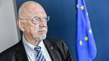 Sveriges EU-minister Hans Dahlgren (S).