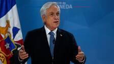 Chiles president Sebastián Piñera