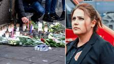 """""""Nu räcker det, börja agera"""", säger Mariam Bagher som startade facebookgruppen MammaUpproret i Malmö."""