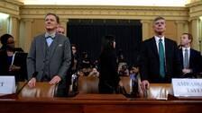 George Kent och Bill Taylor