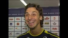 Legendarisk intervju med Zlatan inför VM-kvalet mot Bulgarien 2005.