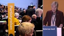 """Barbro Westerholm (L): """"Det handlar om frivillig, självvald dödshjälp för människor där palliativ vård visat sig vara otillräcklig""""."""