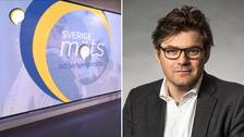 SVT:s mediedirektör Jan Helin.