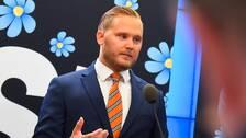 Henrik Vinge, integrationspolitisk talesperson för Sverigedemokraterna