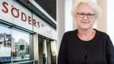 Södersjukhuset och Anne-Li Rosengren