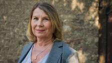 Rapport-chefen Charlotta Friborg