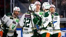 Färjestad vann med 4-3 borta mot Luleå Hockey.