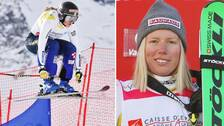 Alexandra Edebo slog personbästa med sin sjätteplats – Sandra Näslund tog ny pallplats.