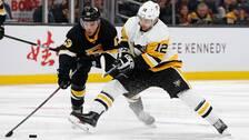 Boston Bruins och Pittsburgh Penguins i NHL