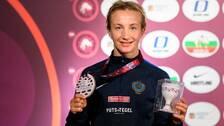 Sofia Mattson tog EM-brons i Rom.