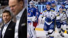 Ulf Samuelsson fick äntligen se sitt Leksand vinna.