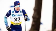 Livo Niskanen är Finlands bästa herråkare i år med en sjätteplats i världscupen.