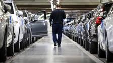 Volvo Cars stoppar produktionen