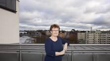Chefläkare Marianne Reimers leder beredskapsarbetet på Stockholms sjukhem där arbetet pågår för att skapa nya vårdplatser och frigöra personal för coronasmittade.