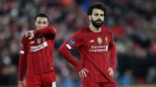 Liverpools anfallsstjärna Mohamed Salah.