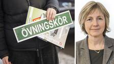 Carolina Borgljung, avdelningschef på Trafikverket.