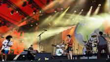 Bild från Roskildefestivalen 2019.