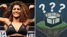UFC-fajtern Pannie Kianzad kanske får fajtas på en ö.