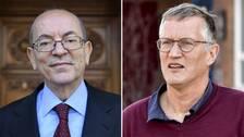 Italiens ambassadör Mario Cospito riktar kritik mot ett uttalande om italiensk sjukvård av Anders Tegnell i P1:s Söndagsintervjun.