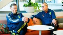 Peter Wettergren och Janne Andersson