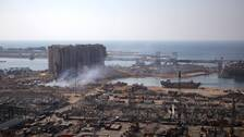 Ett fåtal svenskar uppges vara skadade efter explosionen i Beirut, enligt UD.