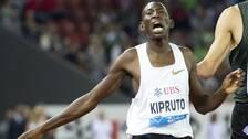 Kenyas Conseslus Kipruto har drabbats av coronaviruset.