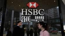 HSBC-kontor.