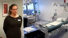 Jessica Frisk, vårddirektör på Region Östergötland