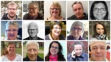 Några av de 70.000 svenska som svarat på bredbandstestet.