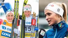 Therese Johaug tror att Frida Karlsson vinner världscuppremiären.