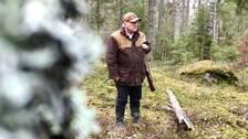 Hör Enar Norgren om hur det är att bo och jaga i området norr om Köping, där det även finns varg.