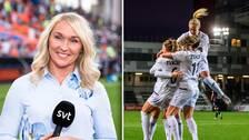 SVT:s expert Frida Östberg är glad att Göteborg FC kommer spela vidare i allsvenskan.