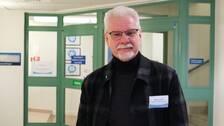 Kjell Ivarsson, hälso- och sjukvårdsdirektör i Blekinge