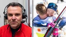 """SVT:s expert Anders Blomquist om Jonna Sundling: """"Hon krossar allt och alla""""."""