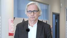 Johan Bratt, tillförordnad hälso- och sjukvårdsdirektör i Region Stockholm.